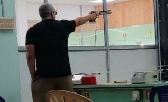 Breaking! Thala Ajith qualifies to the next level in 40th TN state shooting championship