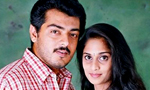 Ajith and Shalini perform their democratic duty on a special day