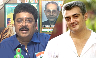 Controversies surrounding Ajith in Nadigar Sangam Cricket - S.Ve Sekar clarifies