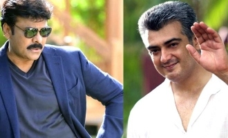 Chiranjeevi will act in the remake of ajith in super hit movie