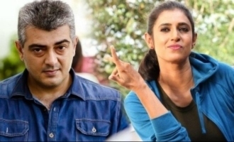 Kasthuri reveals how much younger she is to Thala Ajith to silence insensitive fan boy