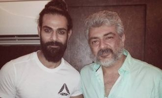Bollywood actor praises Thala Ajith for teaching him