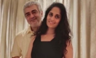 Thala Ajith's 50th birthday special photo with wife Shalini storms the internet
