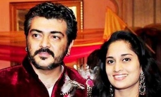 Thala Ajith and Shalini dressed as King and Queen photos storm the internet again