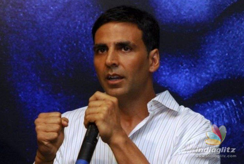 Akshay Kumar walks out of film that has two sex offenders