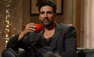 Akshay Kumar reveals drinking cow urine everyday for health reasons