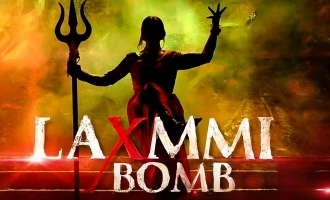 If people make Laxmmi Bomb a blockbuster we will come back says Producer