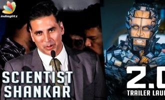 Shankar is a SCIENTIST than a Director : Akshay Kumar Speech