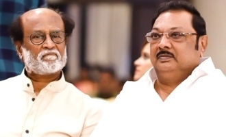 MK Alagiri's massive statement on Rajnikanth!