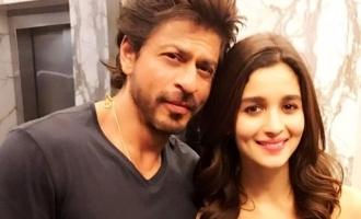 Alia Bhatt and Shah Rukh Khan together for a comedy-drama?