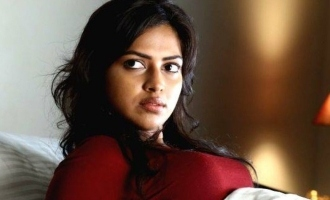 Amala Paul does it boldly after Sneha and Malavika Mohanan