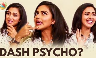 Amala Paul is a DASH Psycho ? : | Ratchasan Team Interview