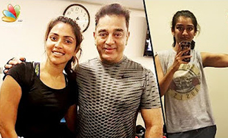 Amala Paul is Kamal's new gym friend