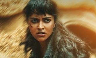 Amala Paul action movie Adho Andha Paravai