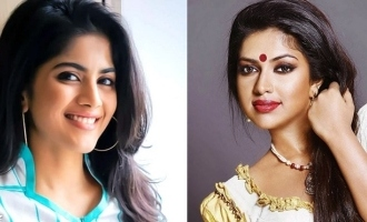 Megha Akash replaces Amala Paul in Vijay Sethupathi's next!