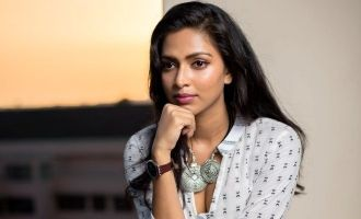 You wont believe what gave Amala Paul a fever