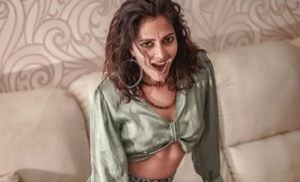 Amala Paul in a wild mood photos shakeup the internet once again
