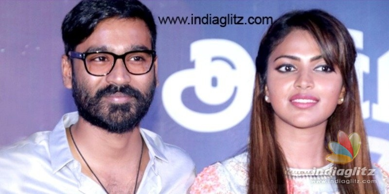 Is Dhanush the reason for divorce - Amala Paul clarifies