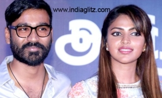 Is Dhanush the reason for divorce?- Amala Paul clarifies
