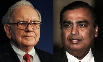Mukesh Ambani becomes richer than Warren Buffett!