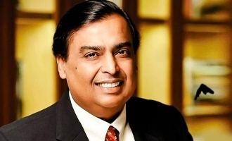 MukeshAmbani becomes 4th richest man in world