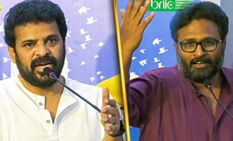 Don't even say you know to speak Tamil: Director Ameer and Ram Speech