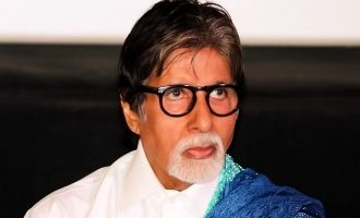 Amitabh Bachchan faces #MeToo allegation