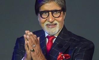 Bollywood Superstar Amitabh Bachchan tests positive for Corona!
