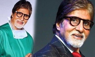 Bollywood Superstar Amitabh Bachchan tests positive for Corona!
