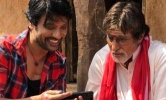 SJ Suryah begins next with Amitabh Bachchan!