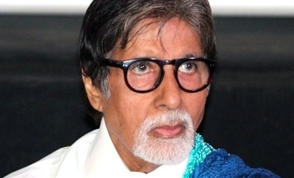 Amitab Bachan hospitalized at Mumbai
