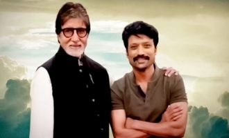 S.J. Surya clarifies about issue with Amitabh Bachan