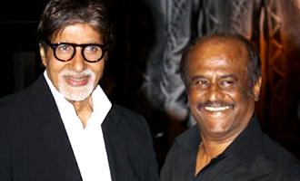 Rajini was the reason behind Amitabh Bachchan rejecting 'Enthiran' offer