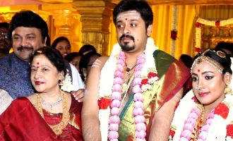 Music Director Amresh Wedding Photos