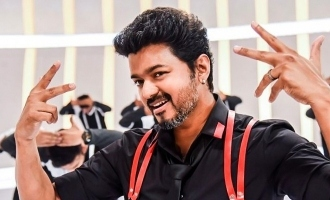 Vijay's surprise for Thalapathy 63 actress!