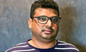 C S Amudhan trolls Nithayananda