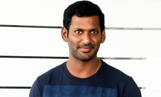 Vishal's next with Vikram's director?