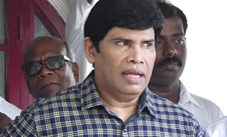 Govt Trying to Kill the Tamil Cinema Industry : Anand Raj Speech