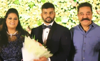 Le Royal Meridien Chairman Dr.Palani G.Periasamy Daughter Ananthi - Vinoth Wedding Reception