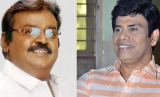 Actor Anandraj urges not to misuse Vijayakanth's name!