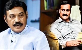 Parivendhar Pachamuthu calls PMK the curse of Tamilnadu!