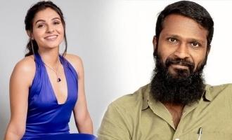 Vetrimaaran next new movie starring Andrea Jeremiah update – Tamil News