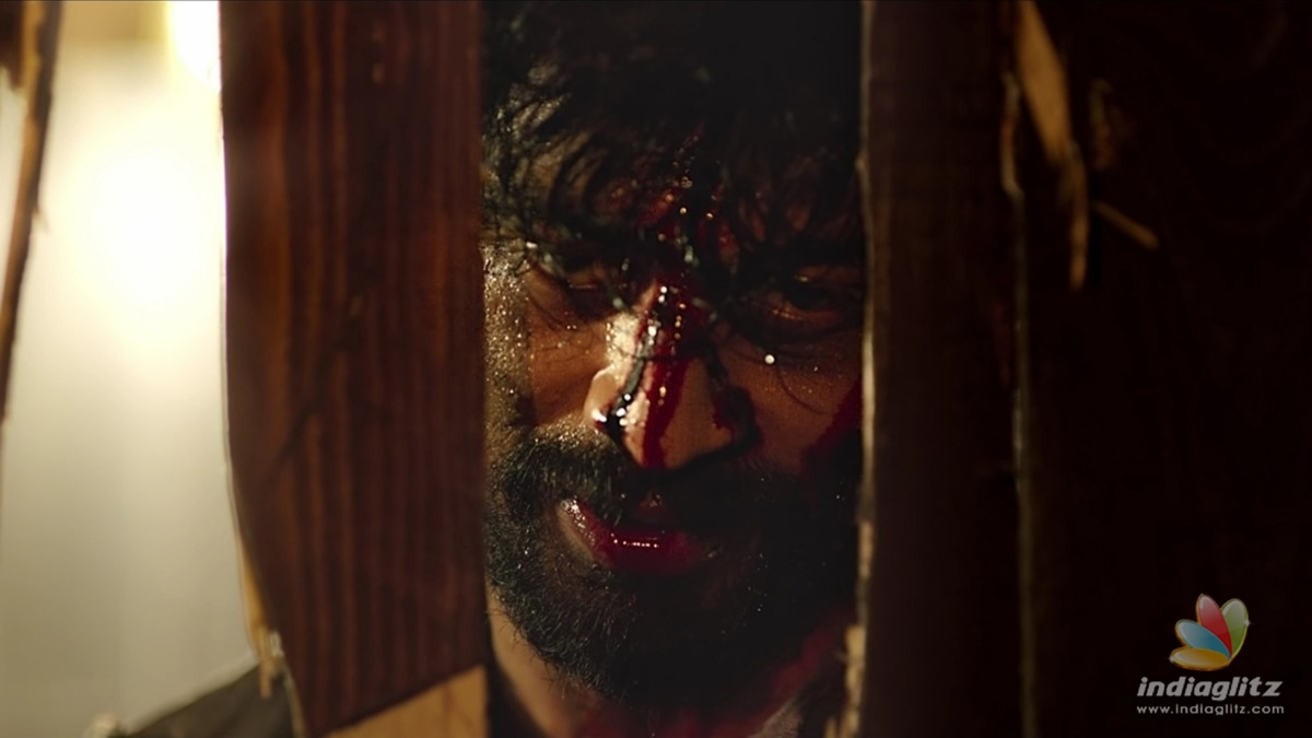 The cold blooded teaser of Vasanthabalan's upcoming film launched by Sivakarthikeyan!