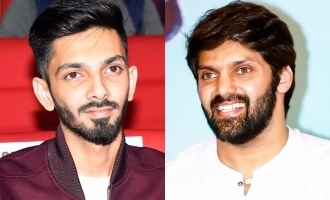 Anirudh does it for Arya!
