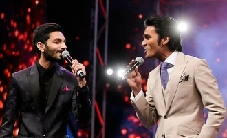 Anirudh to score music for Dhanush movie after fiver years