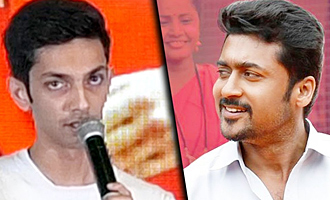 When will Anirudh act in Vignesh Shivan's direction?