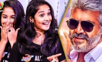 Ajith Uncle Calls me 'ENTE MOLAE' : Baby Anikha Surendran Viswasam Interview