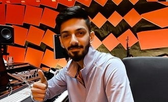 Anirudh release a master song video goes viral