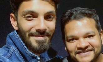 Anirudh joins hands with Ghibran!