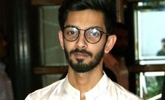 Anirudh bags an interesting movie!